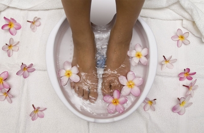 Cell-Cleanse Ion Foot Bath
