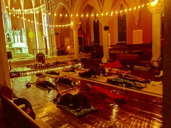Sound Healing Meditation at The Cathedral Hall