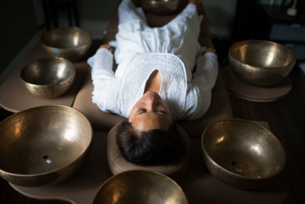 Sound and Vibrational Healing with Himalayan Singing Bowls