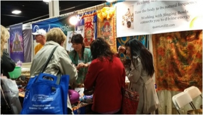 Mind Body Spirit Expo October 2 -4, 2015 Oaks, PA Greater Philadelphia Expo